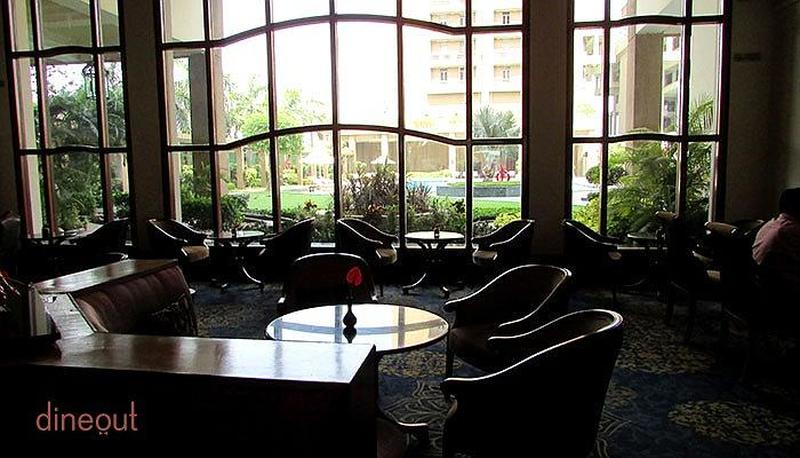 Tea Lounge - Eros Hotel Nehru Place