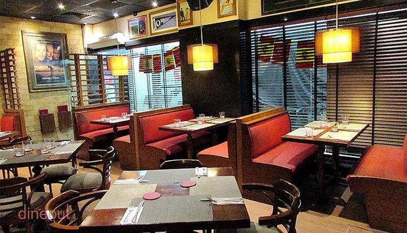 Americana Kitchen and Bar Nehru Place