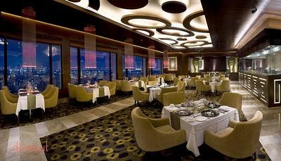 Sampan - The Suryaa Hotel New Delhi