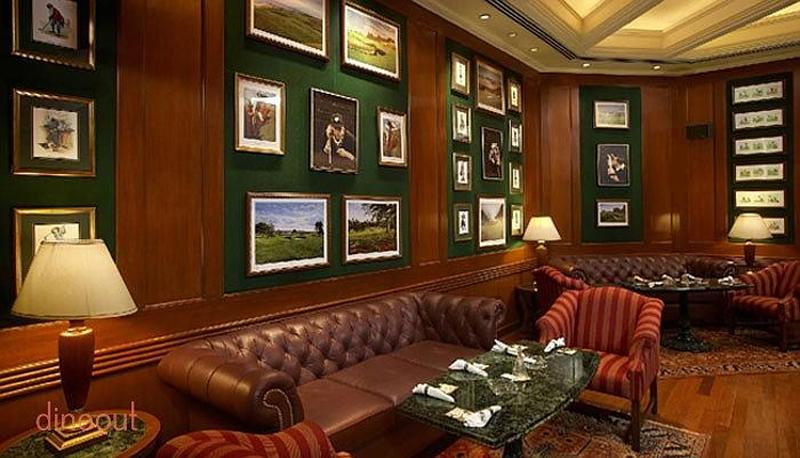 Golf Bar - ITC Maurya Chanakyapuri