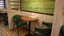 Tea Triangles restaurant
