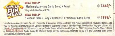 Pizza Hut Menu 9