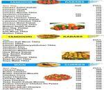 Kwaliti Foods & Caterers Menu