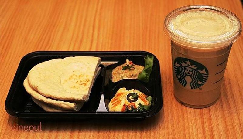 Starbucks Sector 29