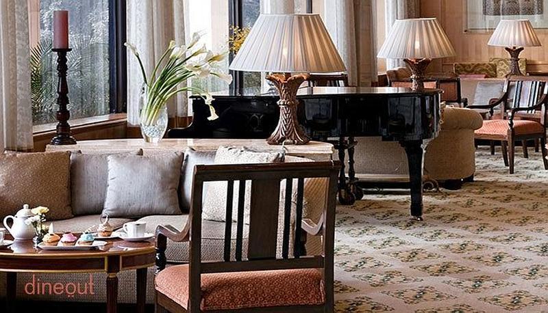 Emperor Lounge - The Taj Mahal Hotel Mansingh Road