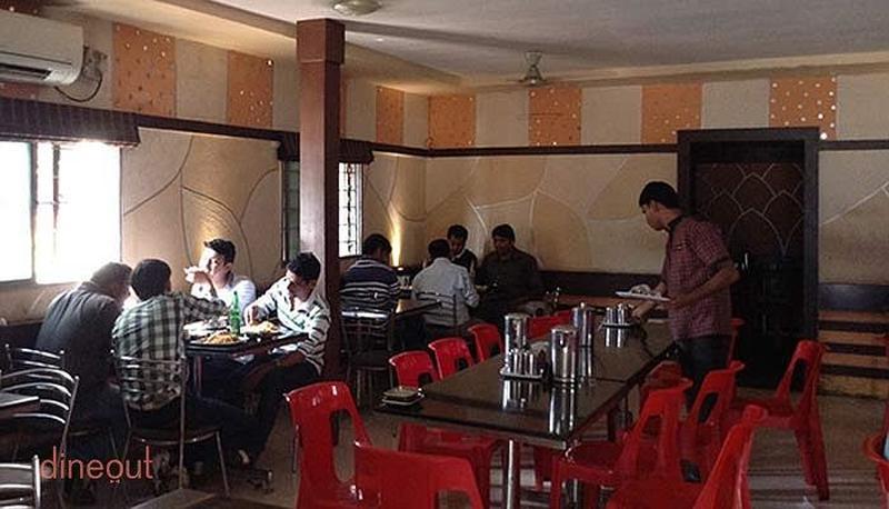 Aroma's Hyderabad House Hinjewadi
