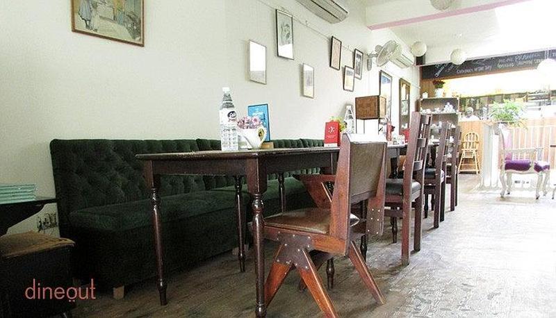 Elma's Bakery Hauz Khas