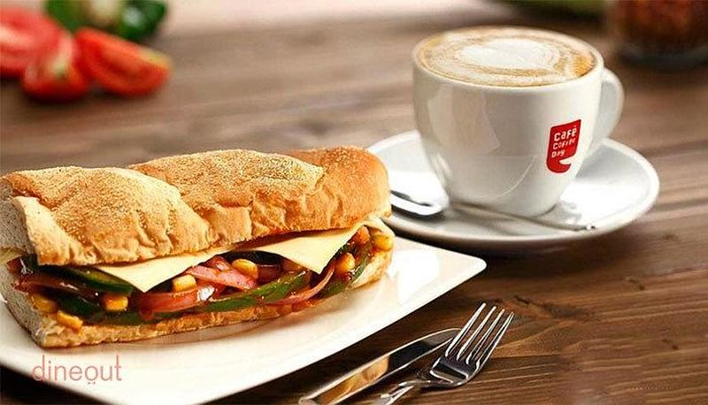 Cafe Coffee Day The Lounge Greater Kailash - 2