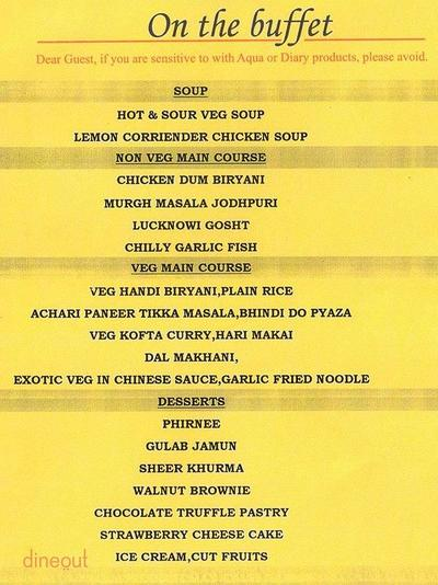 Barbeque Nation Menu 5