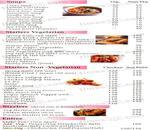 Chinese In Box Restaurant Menu