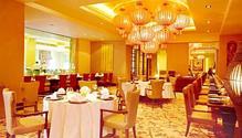 The Oriental Blossom - Radisson Hyderabad Hitec City restaurant