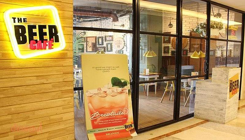 The Beer Cafe Vasant Kunj