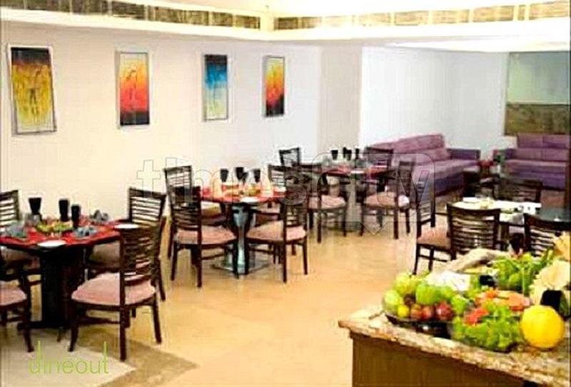 Alpha-63, The Coffee Shop Mahipalpur
