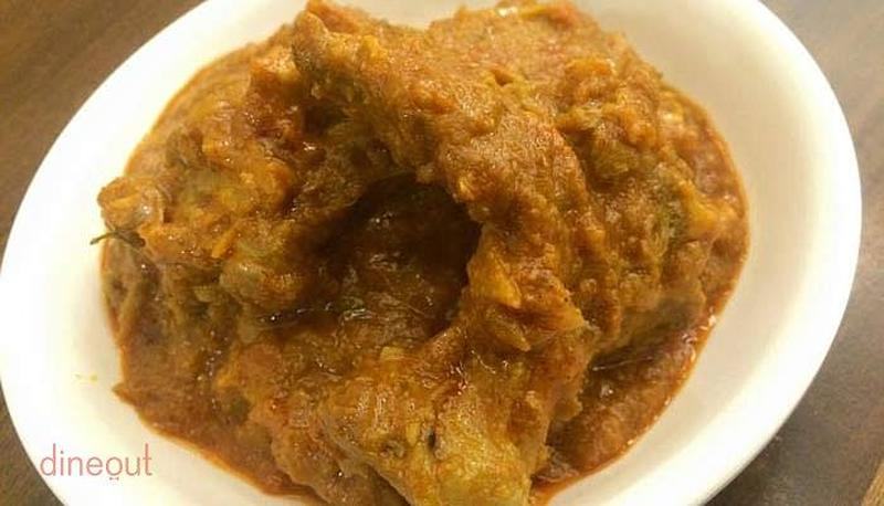 Fish Curry Rice Narayan Peth