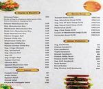 Kamakshi Pure Veg Menu