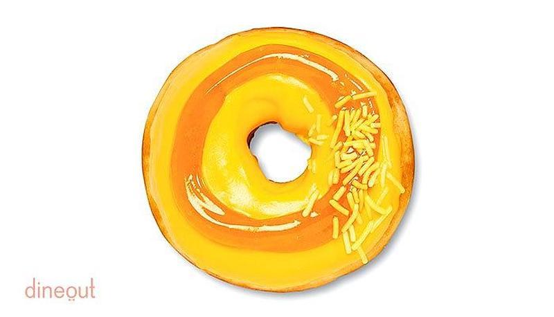 Dunkin' Donuts Vasant Vihar