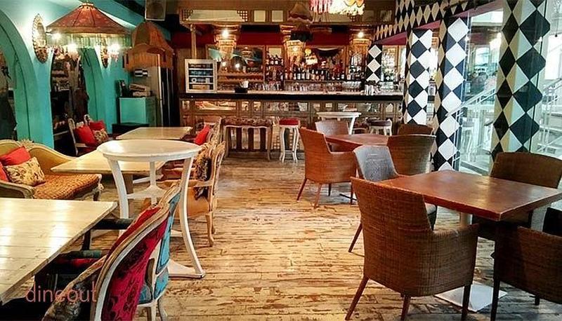 Olive Bar And Kitchen Menu Prices Olive Bar Kitchen Khar menu