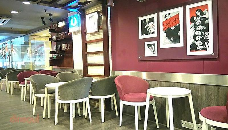 Cafe Coffee Day Connaught Place