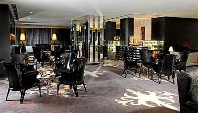 Tea Lounge - Radisson Blu Hotel Paschim Vihar