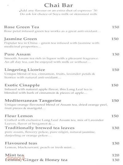 Cafe Basilico - Bistro & Deli Menu 14