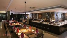 Ali's BBQ & Grill - The Iris Hotel restaurant