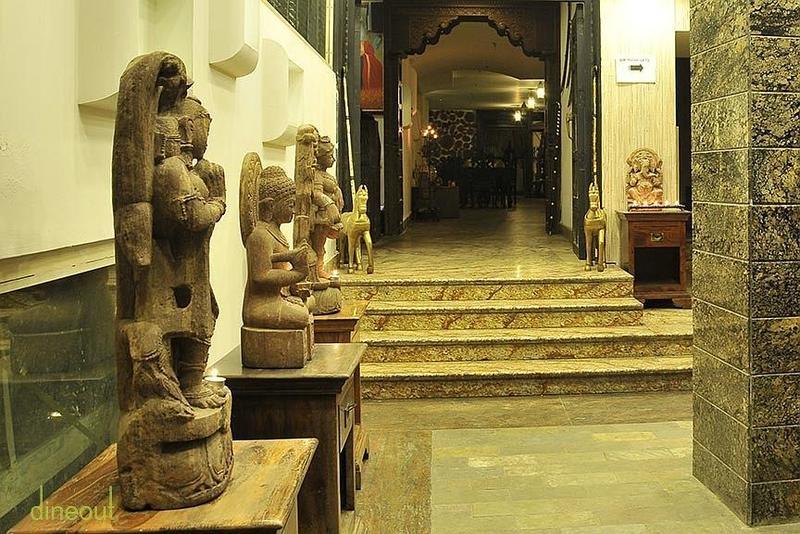 Punjabi Nawab's - Taurus Hotel & Conventions Mahipalpur